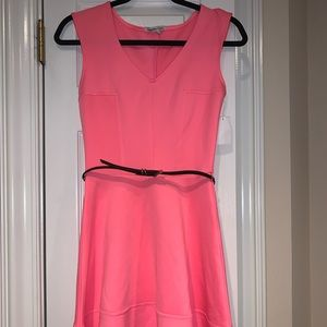 Charlotte Russe Pink A-line dress